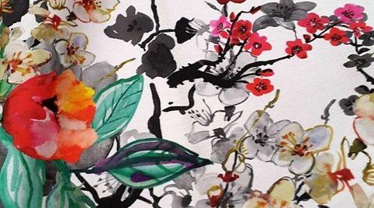 DA OGGI NUOVE FANTASIE PER ARRICCHIRE LA TUA DIVISA… fiori orientali per chi a…