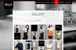 Nuova sezione galleria creazioni 2014-2015 online!