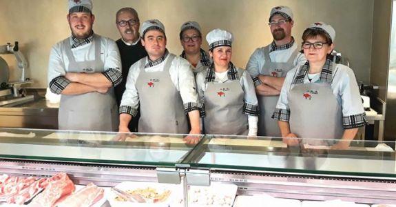 La boutique delle carni di San Martino di Lupari veste ancora EN:DI  Staff simpa…