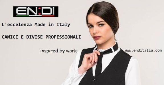 ENDI abbigliamento professionale updated their cover photo.