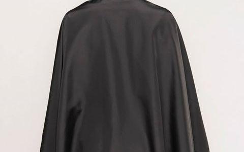 GENIUS ! La nuova mantella taglio che si chiude frontalmente per lasciare libero…
