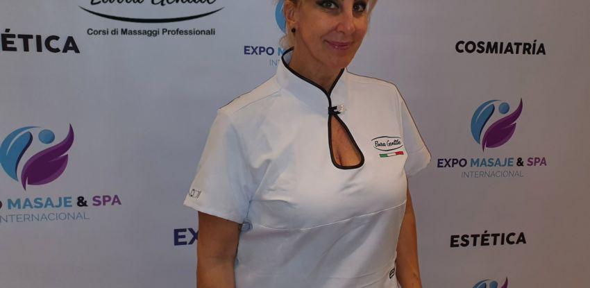 La grande Elvira Gentile Massaggi , apprezzata ormai in tutto il mondo indossa E…